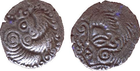 Enfouissements monétaires coriosolites en Brocéliande